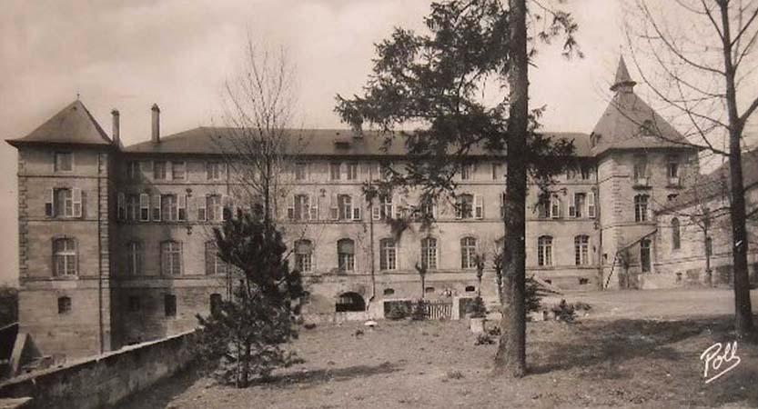 Abbaye Saint-Martin-des-Glandières